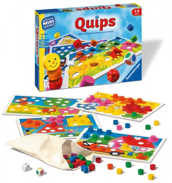 Kinderspiel Quips