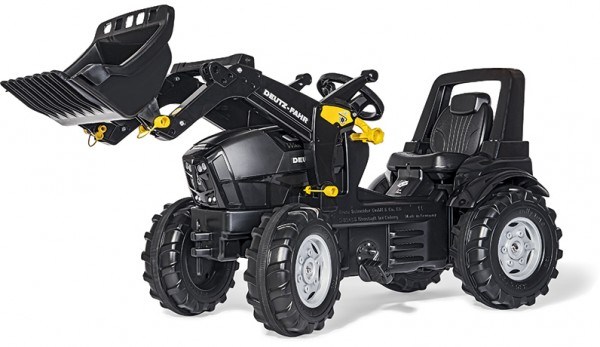 RollyFarmtrac Premium Deutz-Fahr Agrotron TTV Warrior Traktor mit Frontlader