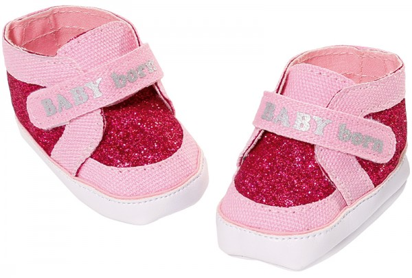 Baby Born Schuhe Sneakers 43 cm (Pink)