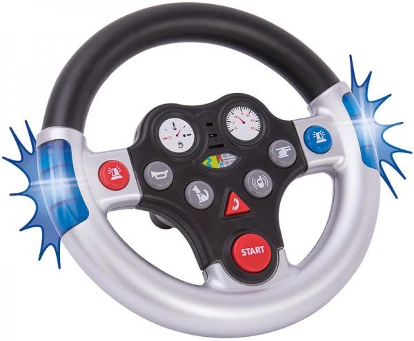 Bobby Car Rescue Sound Wheel Lenkrad