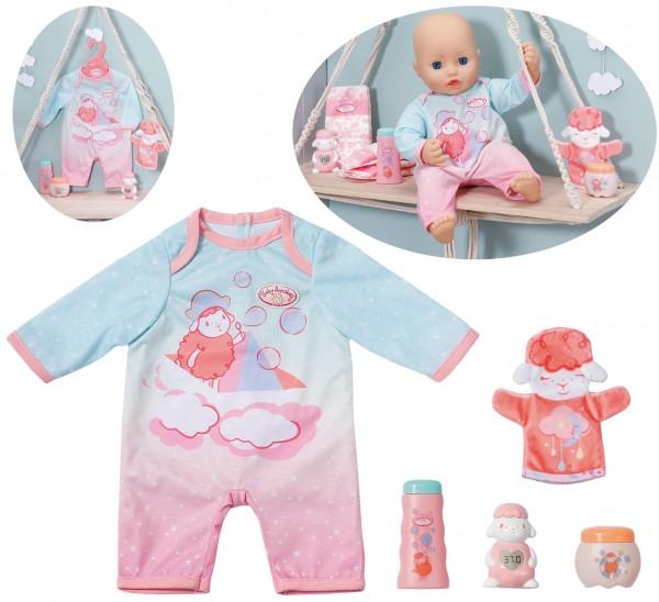 Baby Annabell Babypflegeset Zubehör für Puppe (Rosa)
