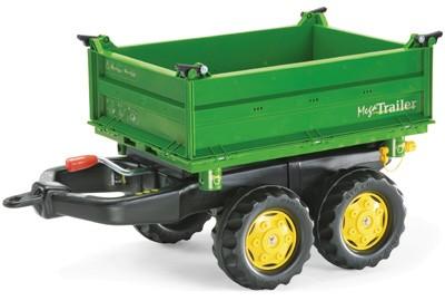 RollyTrailer John Deere Anhänger Mega (Grün)