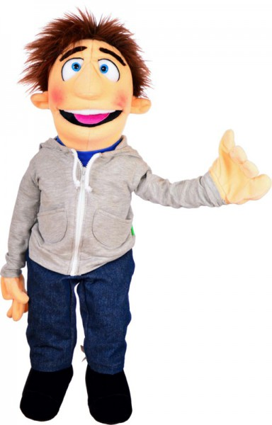 Living Puppets Große Handpuppe Mr. Sunday 65 cm