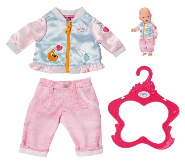 Baby Born Freizeit Outfit 43 cm (Rosa)