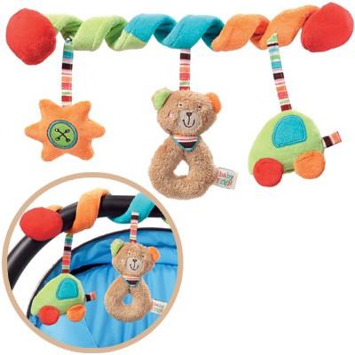 Oskar Activity Spirale Teddy