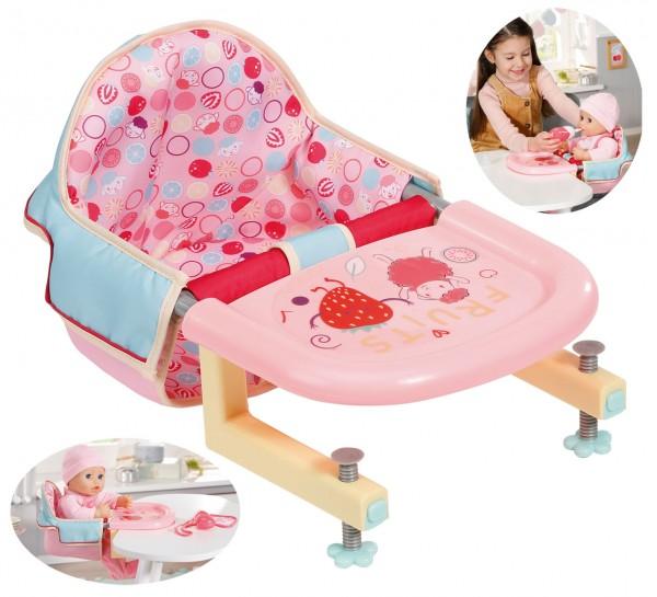 Baby Annabell Tischsitz Lunch Time Feeding Chair