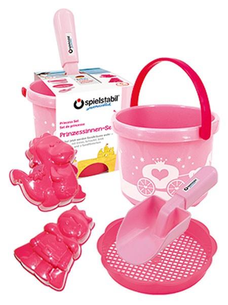 Mein erstes Sandspielzeug Prinzessin (Rosa-Pink)