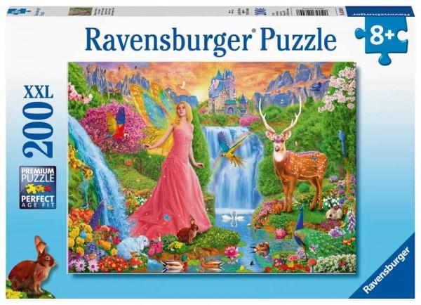 Kinderpuzzle Magischer Feenzauber ab 8 Jahren
