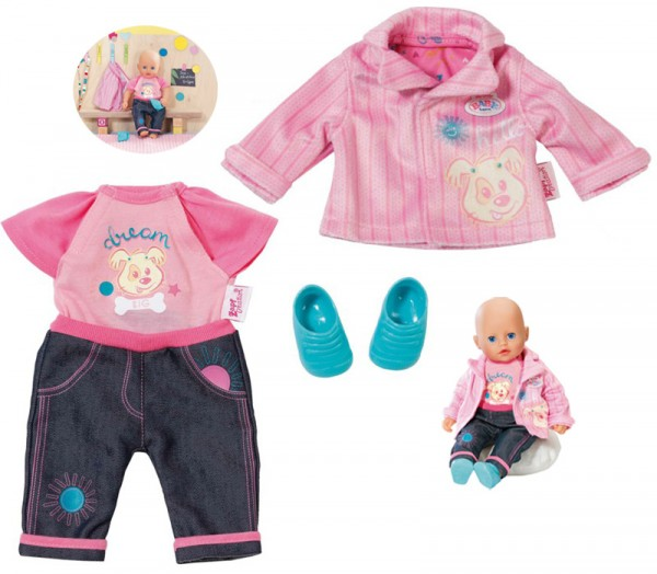 My Little Baby Born Kita Outfit Gr. 32 cm (Pink)