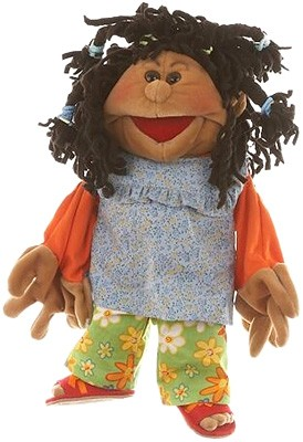 Living Puppets Handpuppe Maggylein 35 cm