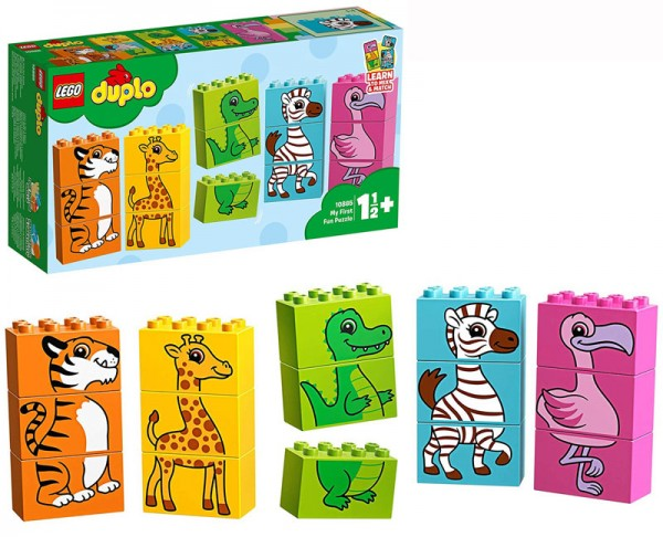 Duplo Mein erstes Tierpuzzle 10885