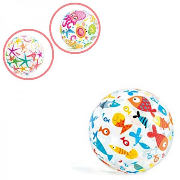 Wasserball 40 cm (Sortiert)