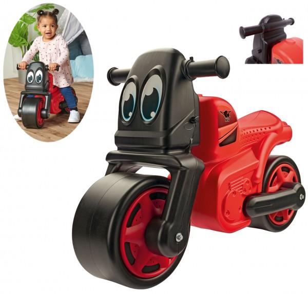 Kinderfahrzeug Racing-Bike Motorrad (Rot-Schwarz)