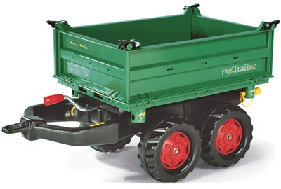 RollyTrailer Fendt Anhänger Mega (Grün)