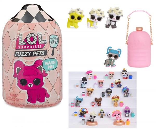 L.O.L. Suprise Fuzzy Pets (Sortiert)