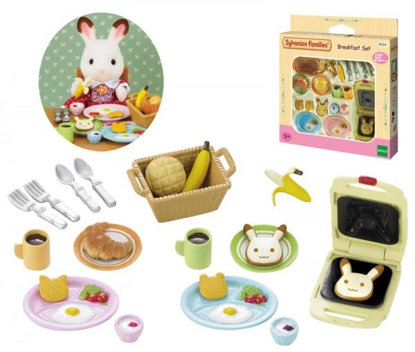 Sylvanian Families Frühstücks-Sets