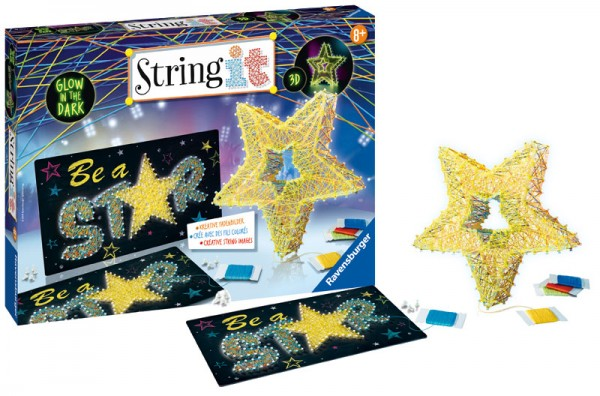 Bastelset String it Maxi Star