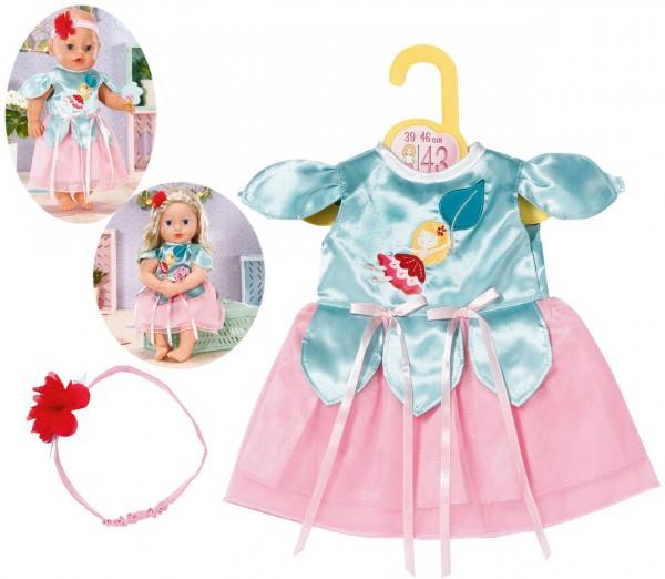 Dolly Moda Feen Kleid Puppenkleid 43 cm