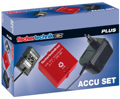 Fischertechnik Plus Accu Set