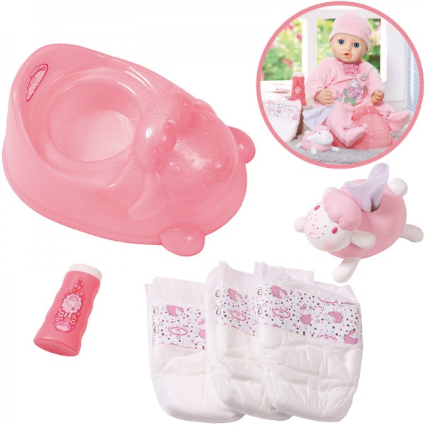 Baby Annabell Töpfchen Training Set