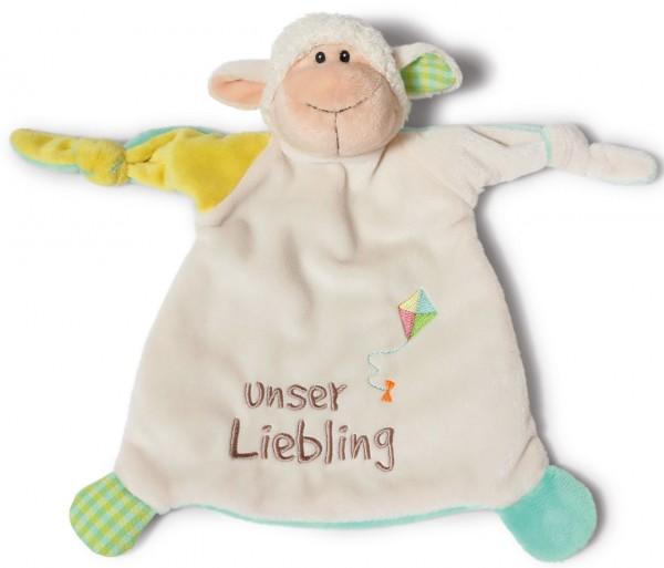 Schmusetuch Lamm Monny Unser Liebling (Beige)