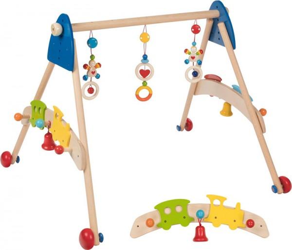 Baby-Fit-Spieltrainer und Lauflernhilfe 3in1