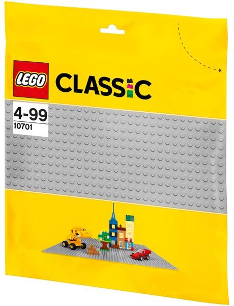 Classic Große Graue Bauplatte 10701