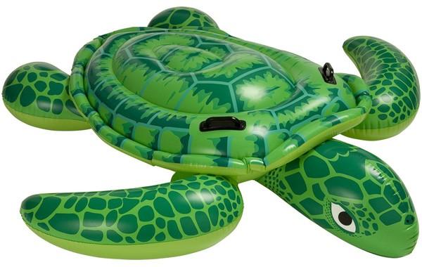 Reittier Schildkröte mit Haltegriffen