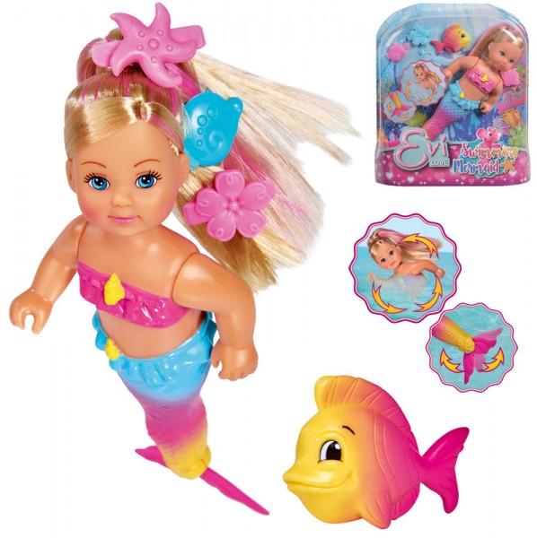 Evi Love Swimming Mermaid Kleine Meerjungfrau