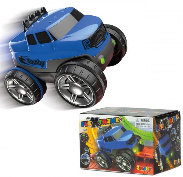 FleXtreme Fahrzeug Truck Rennauto (Blau)
