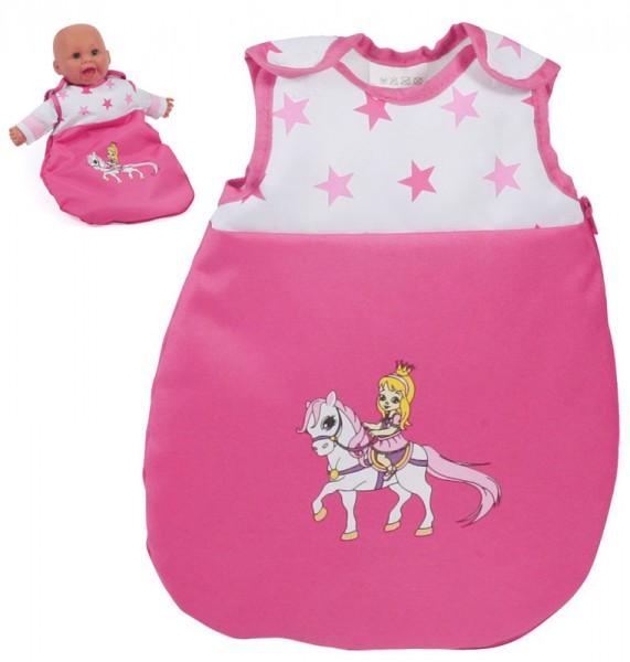 Puppenschlafsack (Pony & Princess)