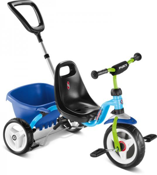 Dreirad CAT 1S (Blau-Kiwi)