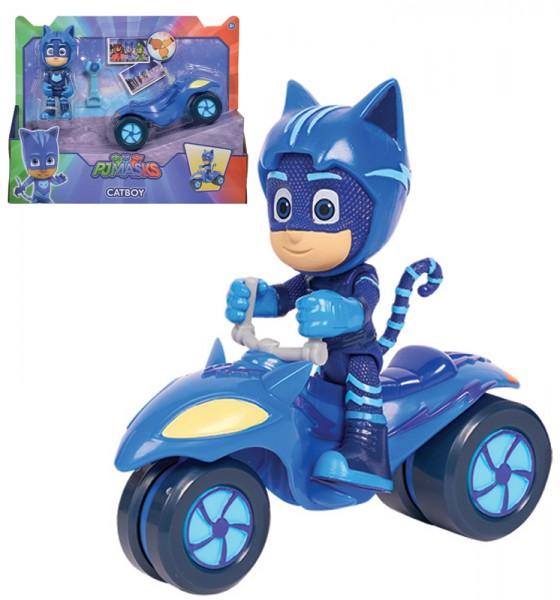PJ Masks Super Moon Rover Catboy (Blau)