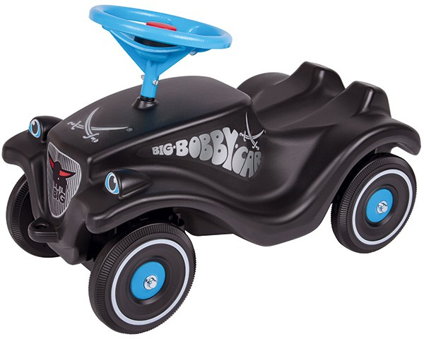 Bobby-Car Classic Sansibar (Schwarz-Blau)