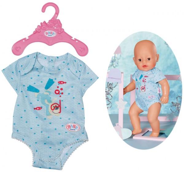 Baby Born Babybody 43 cm (Blau-Türkis)