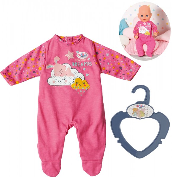 Baby Born Kleines Nacht Outfit 36 cm (Pink)