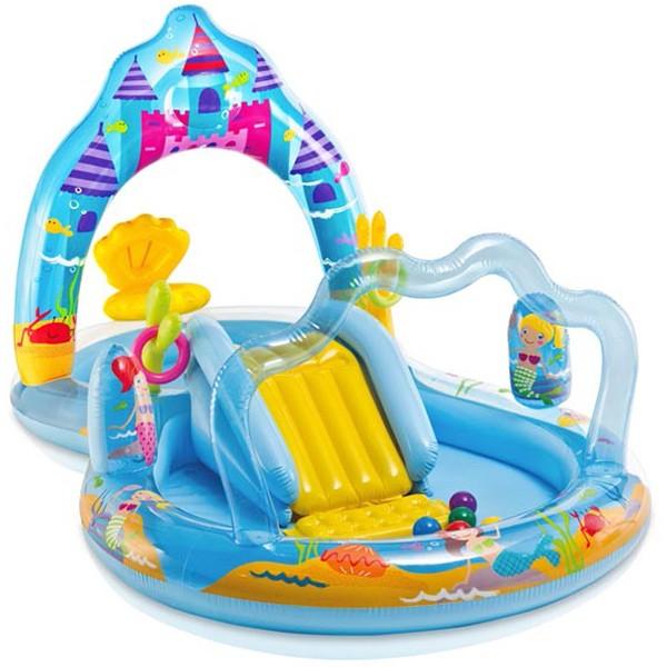 Meerjungfrauen Spiel-Pool (Bunt)