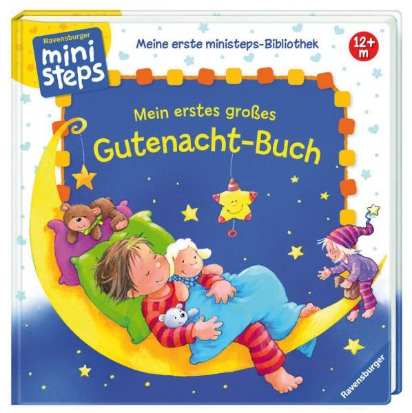 Mini Steps Mein erstes großes Gutenacht-Buch ab 12+ M