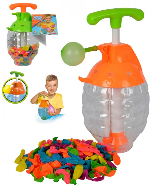Water Fun Wasserbomben Füllflasche (Sortiert)