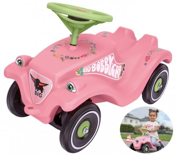 Bobby Car Classic Flower Mädchen (Rosa)