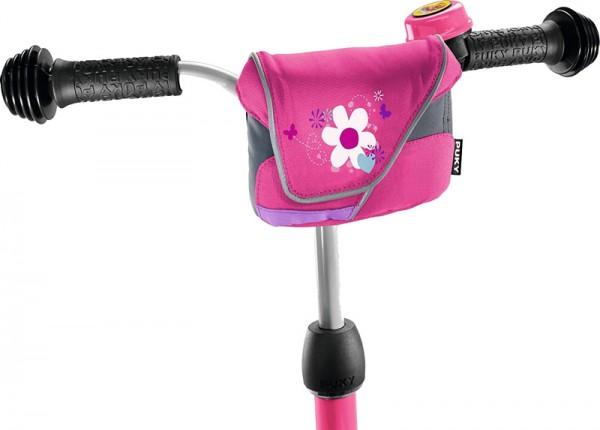 Pukybag Lenkertasche LT1 für Laufrad & Co (Lovely Pink)