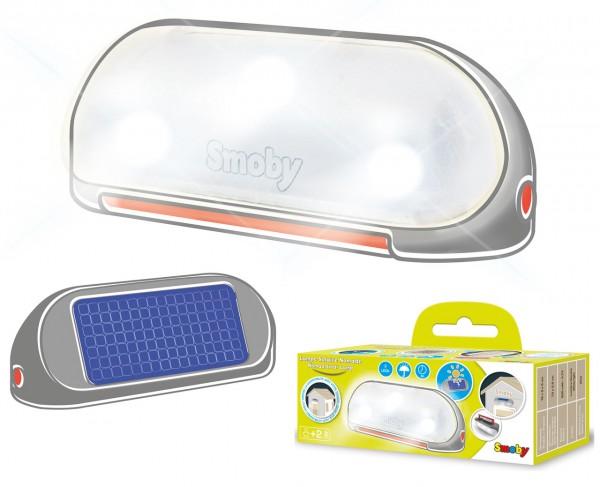 Solarlampe mit Tragegiff für Spielhaus