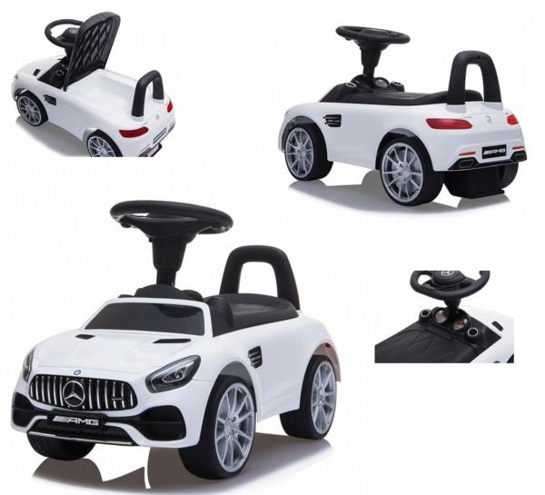 Rutscher Auto Mercedes-Benz AMG GT (Weiß)
