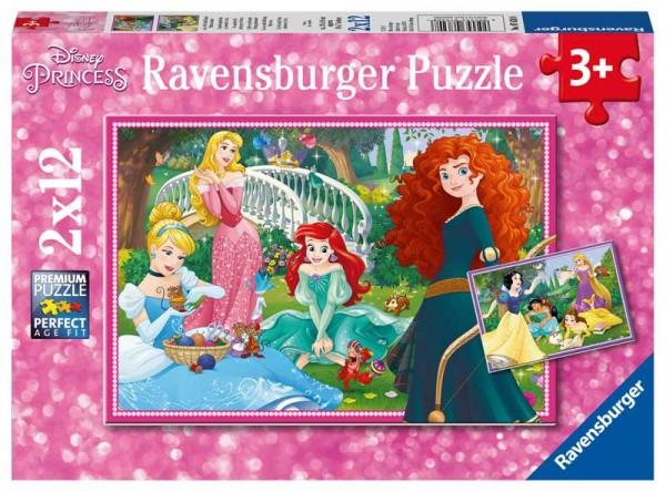 Kinderpuzzle Disney Welt der Prinzessinnen ab 3 Jahren