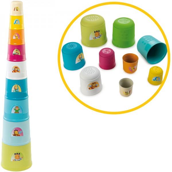 Cotoons Großer Stapelturm Super Magic Tower