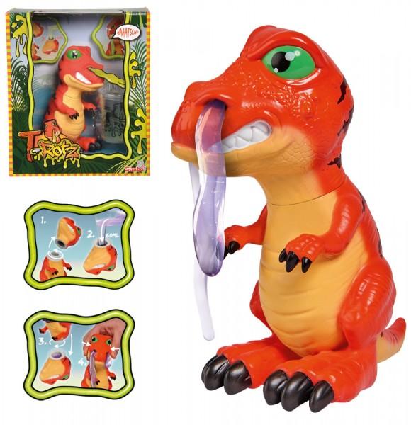 T-Rotz Dinosaurier mit Schleim