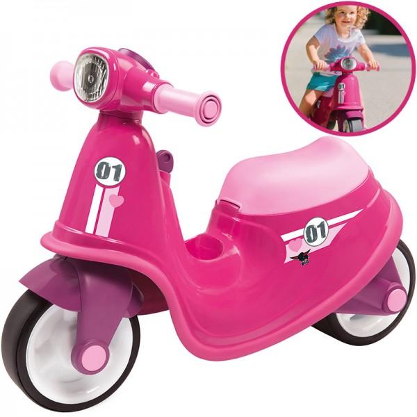 Kinder-Sitzroller Classic Scooter Girlie (Pink)