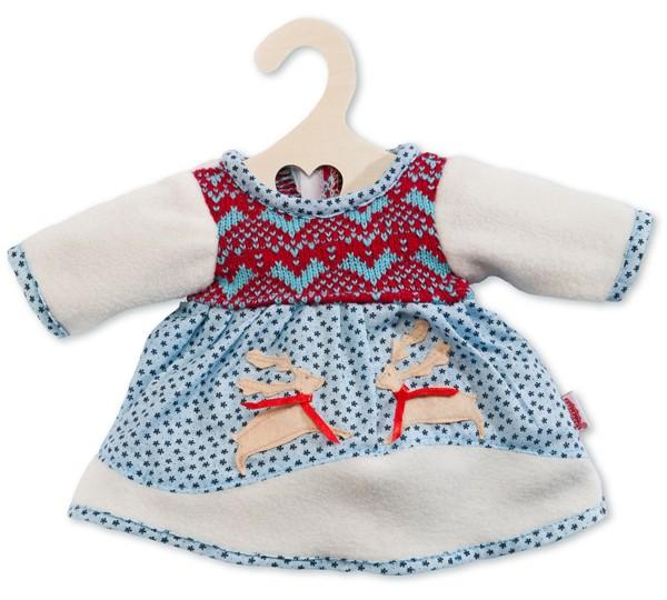 Kleidungsset Winterkleid 35-45 cm