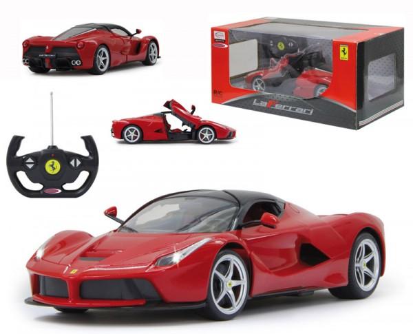 RC Ferrari La Ferrari 1:14 40 MHz (Rot)