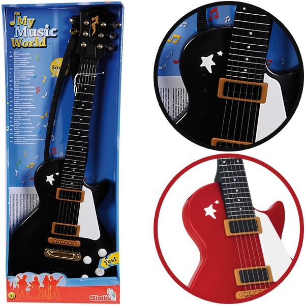 My Music World Rockgitarre (Sortiert)